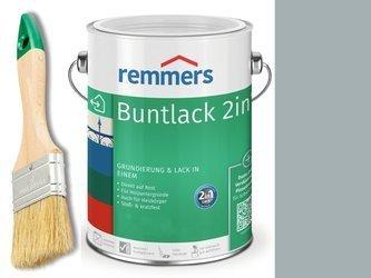 Farba renowacyjna grzejnik Remmers SREBRNY 0,75 L
