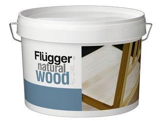 Flugger Natural Wood Lakier do drewna PÓŁPOŁYSK 3L