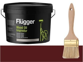 Flugger Wood Oil Impredur olej tarasu 0,7L WINO