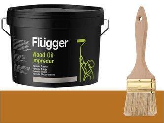 Flugger Wood Oil Impredur olej tarasu 2,8L Teak II