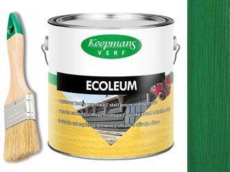 KOOPMANS ECOLEUM Impregant Olej 10L 206 ZIELONY