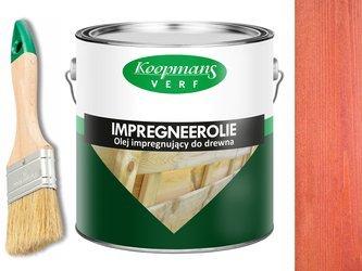 KOOPMANS IMPREGNEEROLIE Impregnat 2,5L 105 GRUSZA