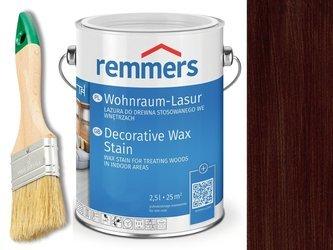 Lazura woskowa Remmers do wnętrz 0,75 L MOCCA