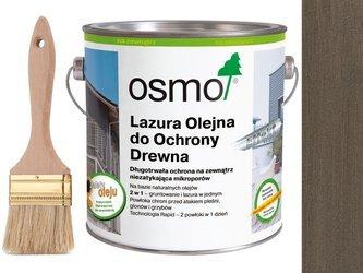 OSMO 1143 Lazura Olejna Efekt SREBRNY ONYX 750ml