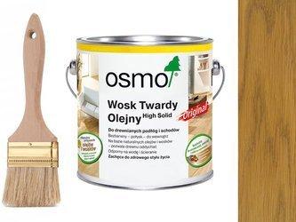 OSMO 3032 wosk twardy olej 25 L JEDWABISTY POŁYSK