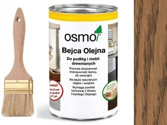 OSMO 3543 Bejca Olejna podłogi KONIAK 1L