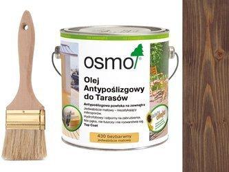 OSMO 430 Olej Tarasowy ANTYPOŚLIZGOWY 750ml GRATIS