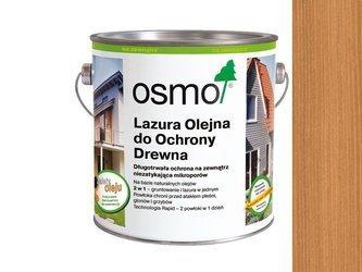 OSMO 702 Lazura Ochronna do drewna MODRZEW 125ml