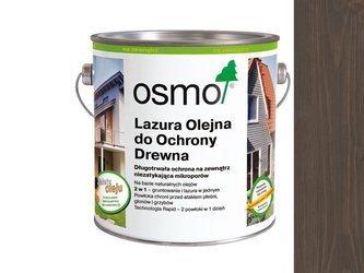 OSMO 907 Lazura Ochronna do drewna SZARY 0,125L