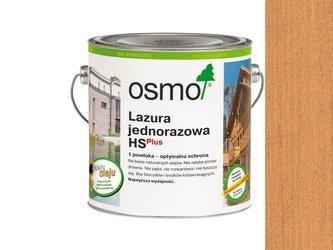 OSMO Lazura Jednorazowa 9236 MODRZEW 0,125L
