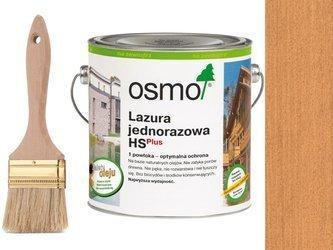 OSMO Lazura Jednorazowa 9236 MODRZEW 2,5L GRATIS
