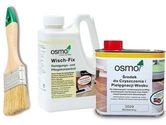 OSMO Wisch Fix 8016 1L + OSMO 3029 BEZBARWNY 0,5L