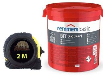 Remmers BIT 2K [basic] powłoka bitumiczna 30L