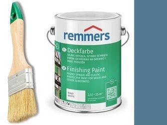 Remmers Farba do drzwi mebli BŁĘKIT FRYZJERSKI 2,5