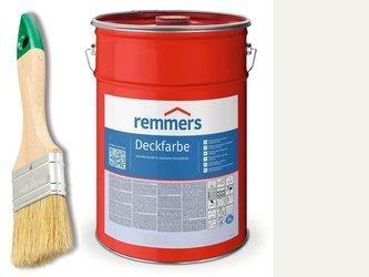 Remmers Farba do drzwi mebli metalu BIAŁY 10 L
