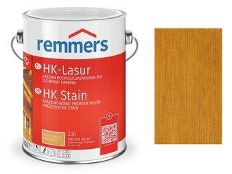 Remmers HK-Lasur impregnat do drewna 2,5 L DĄB RU
