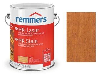 Remmers HK-Lasur impregnat do drewna 2,5 L TEAK