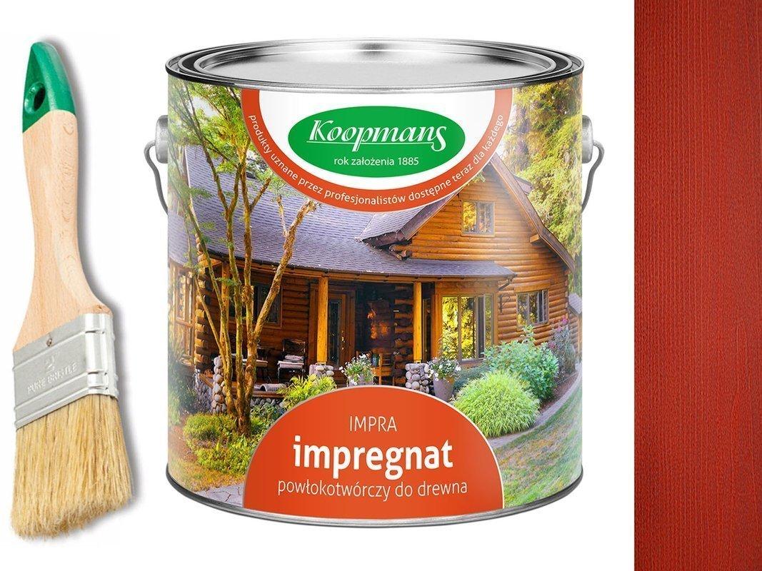 Impregnat IMPRA Koopmans 5L - 110 MAHOŃ KHAYA