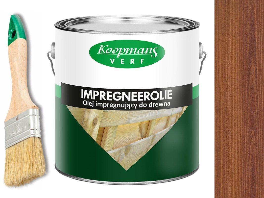 KOOPMANS IMPREGNEEROLIE Impregnat 5L 111 TEAK