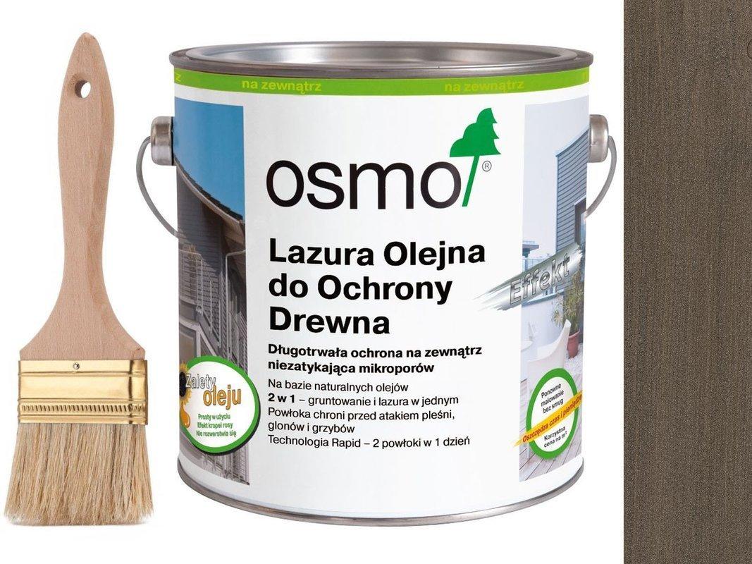OSMO 1143 Lazura Olejna Efekt SREBRNY ONYX 2,5L