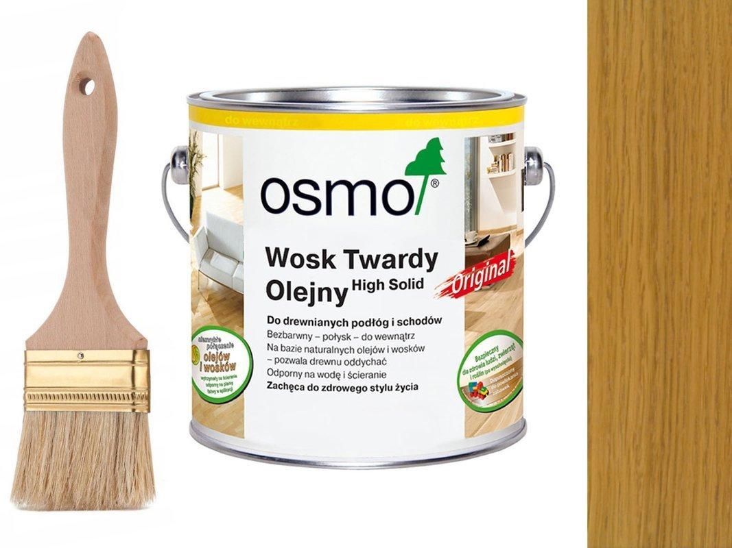 OSMO 3011 wosk twardy olej olejny 2,5 L POŁYSK