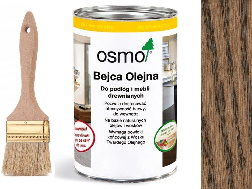 OSMO 3564 Bejca Olejna podłogi TABAKOWY 1L