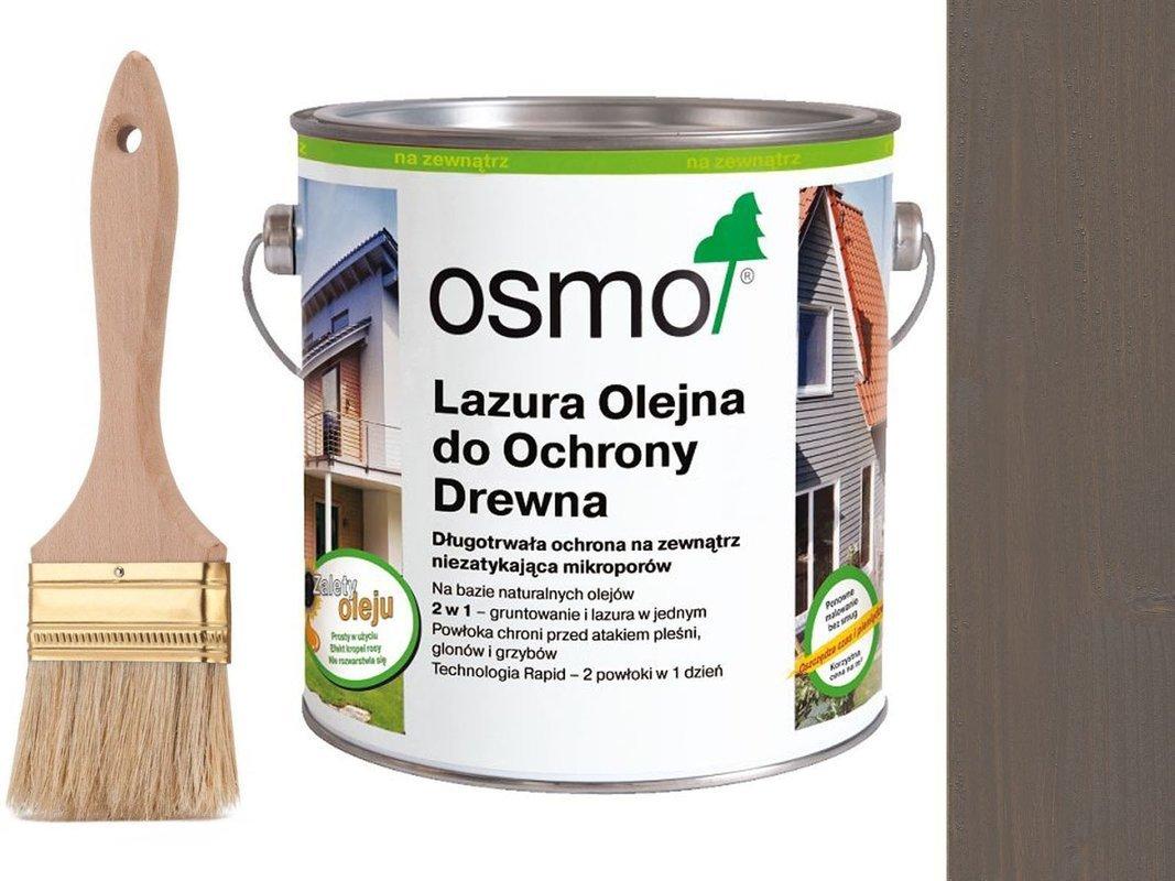 OSMO 905 Lazura Ochronna do drewna PATYNA 2,5L