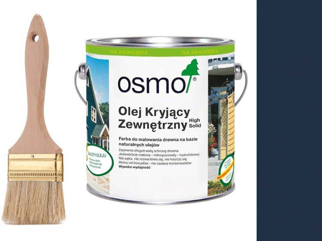 OSMO Olej Kryjący 2506 BŁĘKIT KRÓLEWSKI 2,5L
