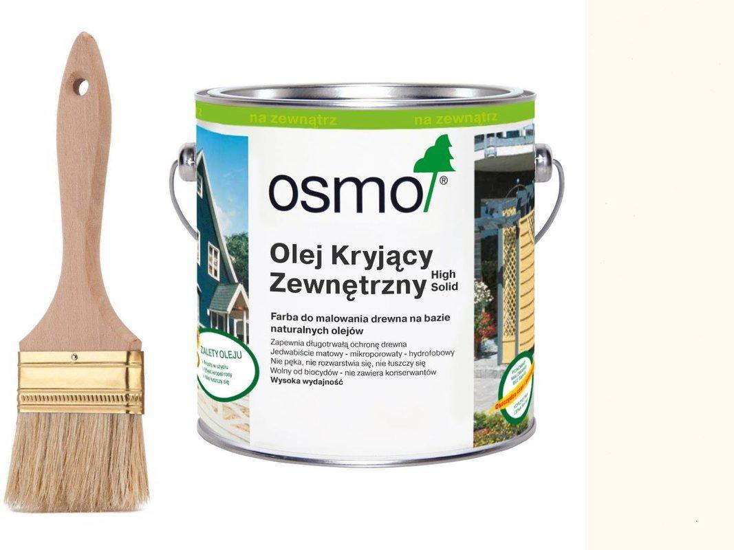 OSMO Olej Kryjący Zewnętrzny 2101 0,75L