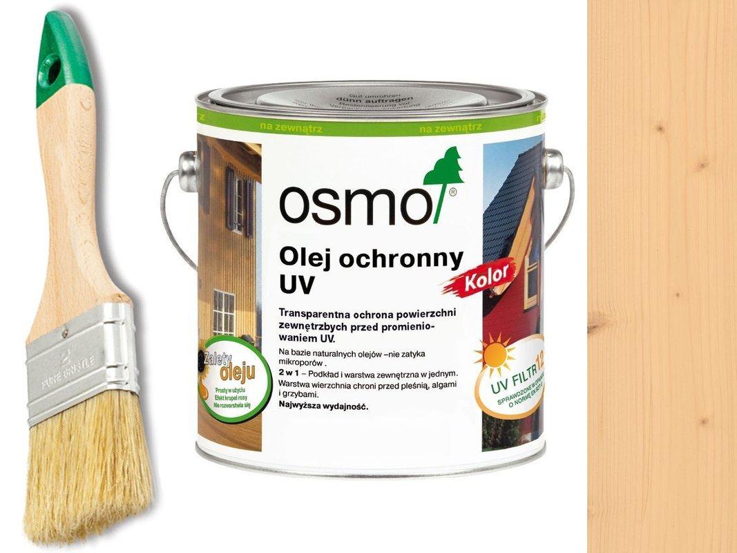 OSMO Olej Ochronny UV KOLOR Sosna 424 0,75L
