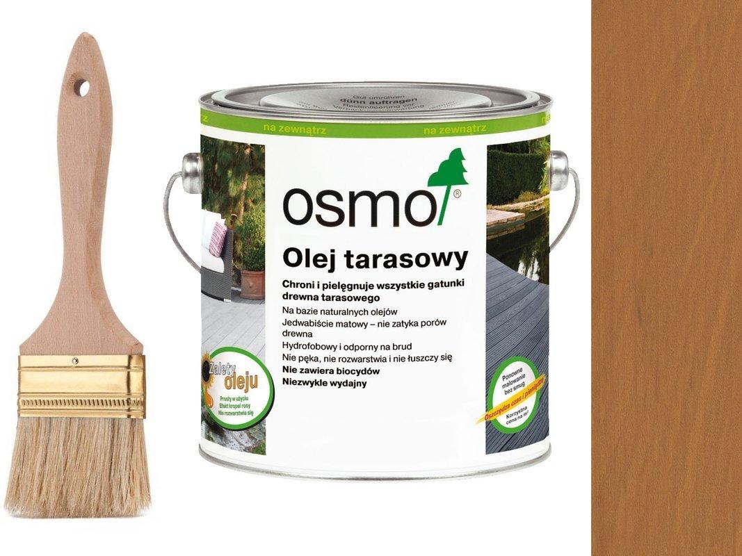 OSMO Olej do Tarasów 013 GRAPA 0,75L GRATIS