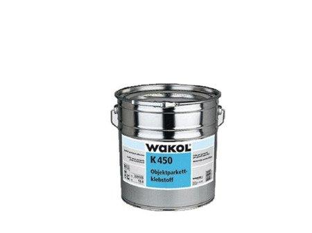WAKOL K 450 20 kg profesjonalny klej syntetyczny do parkietów i desek podłogowych